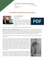 Los Santos y Su Militancia Castrocomunista _ Periodismo Sin Fronteras