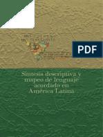 Mapeo de Lenguaje AL