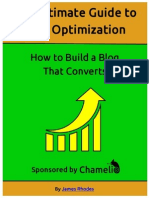 The Ultimate Guide to Blog Optimization
