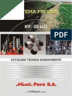 Catalogo Presion PDF