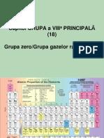 Grupa VIIIA _Gazele Rare