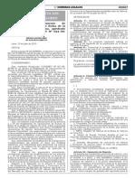 Modifican Regulacion Operaciones de Reporte
