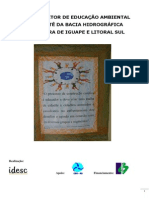 Plano Diretor de Educacao Ambiental - Enviado Para FEHIDRO