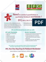 EFG Healthcare - Brochure