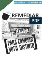 Plataforma 2013 Medicina
