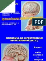 Hipertensiunea intracraniana