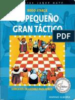 ALEDREZ PARA NIÑOS El Pequeño Gran Tactico de Bodo-starck