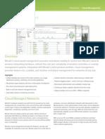 Meraki Datasheet Cloud Management