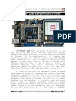 ARM STM32F107 Development Board Manual