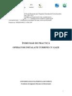 Operator Instalatii Turbine Cu Gaze