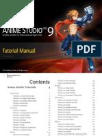 Anime Studio Pro 9 Tutorial Manual