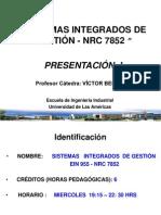 Introducc Sig Providencia Presentacion II Udla 2013