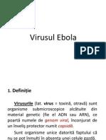 Virusul Ebola
