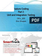 SharePoint 2010 Unit and Integration Testing