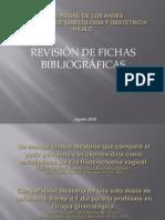 Fichas SJIC