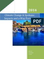 Climate Change & Spokane