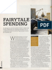 European Business - Fairytale Spending