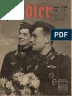 Der Adler - Jahrgang 1941 - Numero 26 - 30. de Deciembre de 1941 - Versión en español