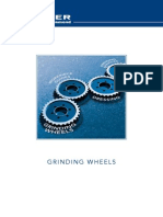 DR KAISER Grinding Wheels