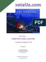 Inspiration You