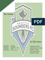 sounders newsletter
