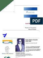 Lean Manufacturing Prof. Paulino G. Francischini