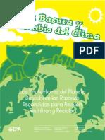 Manual Interactivo La Basura y El Cambio Climático