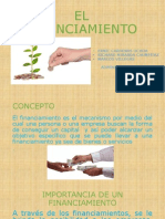 Diapositivas de Financiamientos