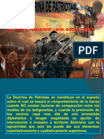 Doctrina Patriot Exposicion