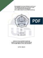 Manajemen Penghimpunan Dan Pendayagunaan ZIS