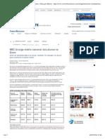 MEC Divulga Média Nacional Dos Alunos No Enem 2012