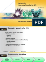 DM-Intro 15.0 L06A Geometry Modeling for CFD