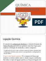 Ligações Quimicas UEA 2014