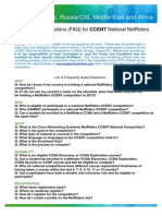 FAQ 2012 NetRiders EMEA Nationals CCENT