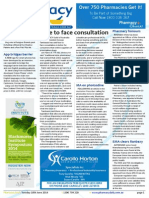 Pharmacy Daily for Tue 10 Jun 2014 - Face to face consultation, Pharmacy honours, eRx wins ICT award, EMA clears Ranbaxy and much more