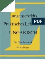 14 Langenscheidts Praktisches Lehrbuch Ungarisch