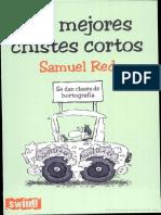 Los Mejores Chistes Cortos Escrito Por Samuel Red