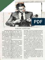 (Cuatro) Libro de Pablo Camacaro