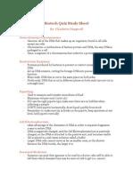 Biotech Quiz Study Sheet (1)