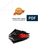 Cheap SEO Agency