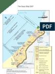 The Gaza Strip 2007 Mediterranean Sea