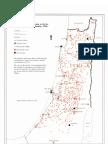 Map II, Zionist Colonies, 1920[1]