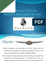 The Merger Between Daimler-Benz and Chrysler