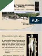 Teatro Griego Para El Jueves