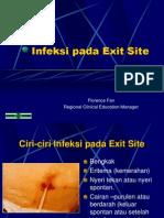 Infeksi Exit Site & Perawatannya