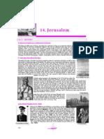 Agenda Jerusalem
