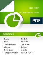Case Report Contusio Paru