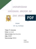 INTERACCIONES(FISICA)