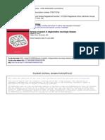 Apraxia of Speech in Degenerative Neurologic Disease