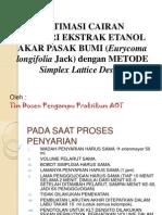 PPT Ekstraksi SLD
